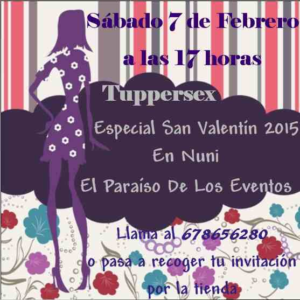 CARTEL TAPERSEX con TEXTO